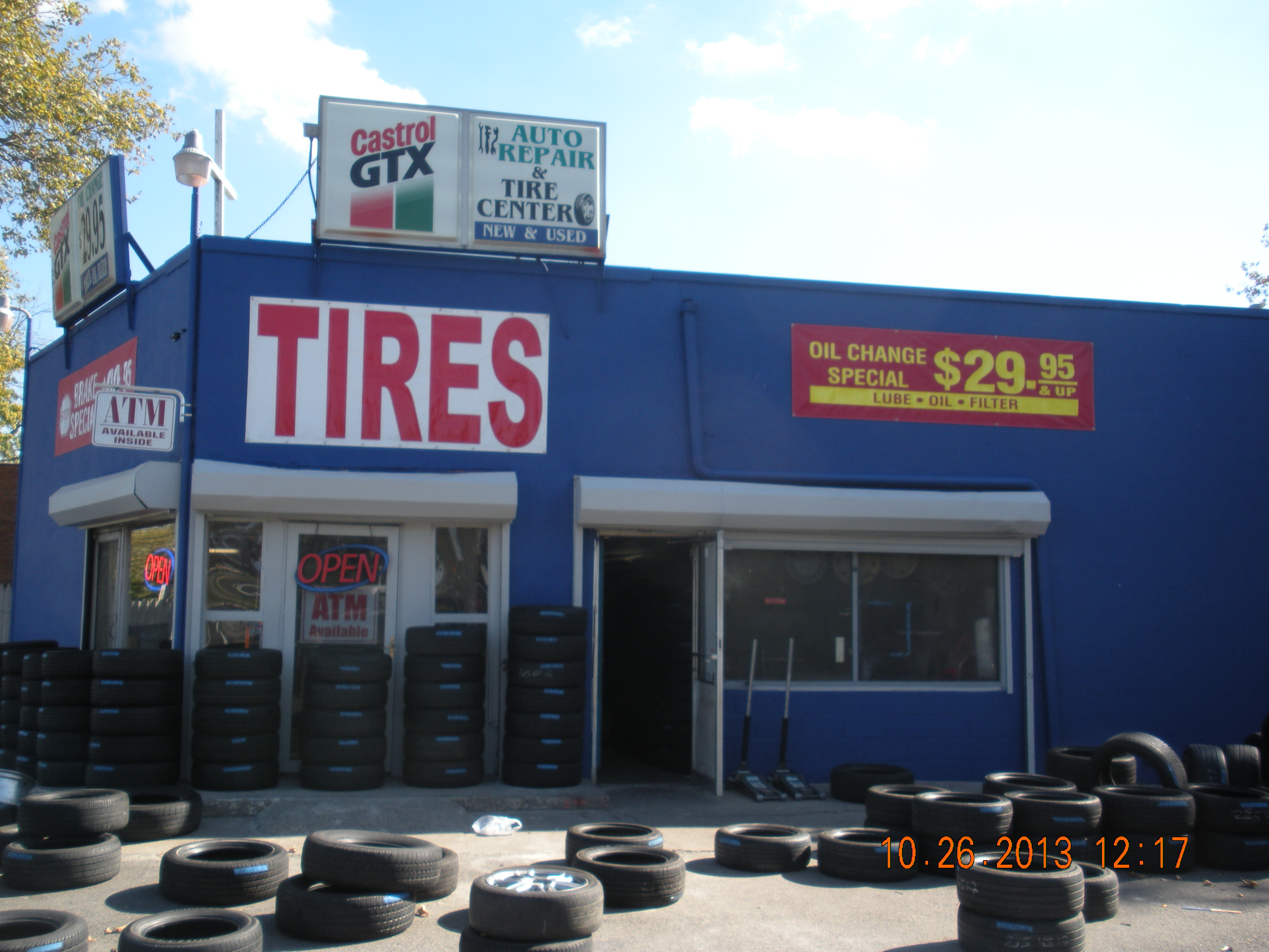 Places to get my car oil change near me 13