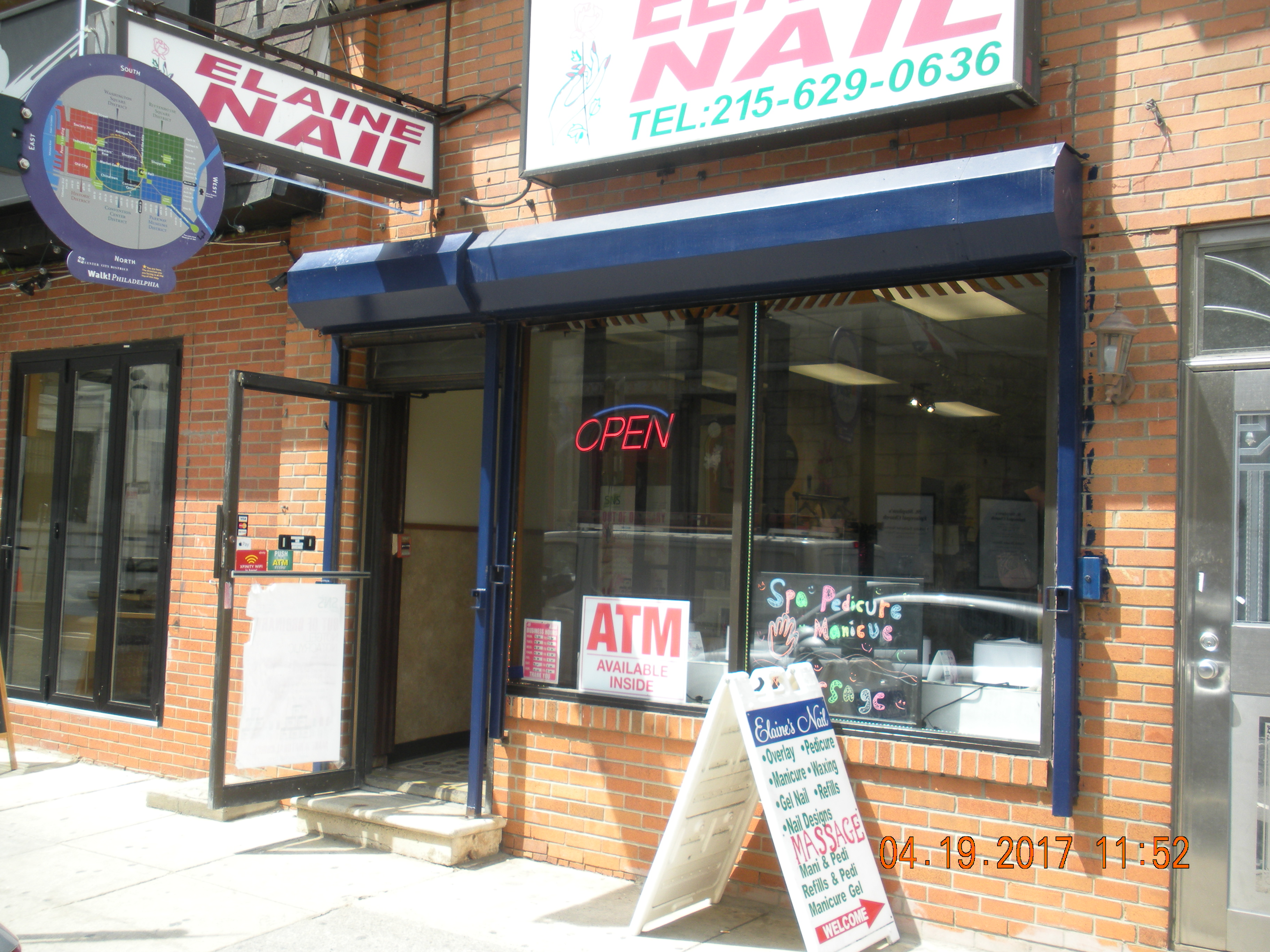 Nail salons and spas advance to go llc for 10th street salon